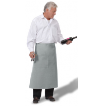 Full Bistro Apron, Patch Pockets