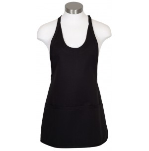 F27 3 Pocket Scoop Neck Apron
