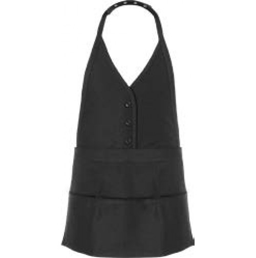 F32 3 Pocket Single-Breasted Apron