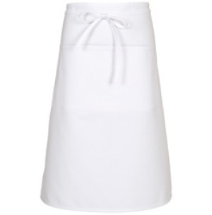 F68 Mid Length Bistro Apron with Pencil Stalls