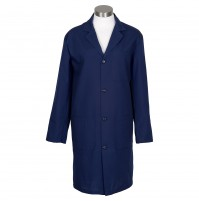 Fame L2 Male Lab Coat, Navy