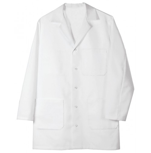 Fame L2 Male Lab Coat