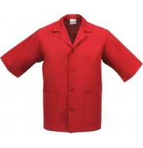 Unisex Smock, Red