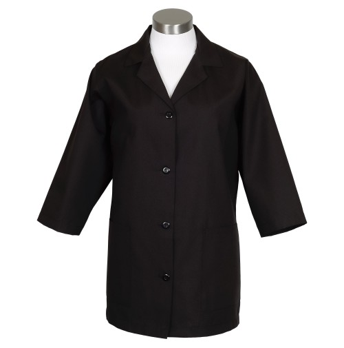 Female Smock, Black, Fame K72