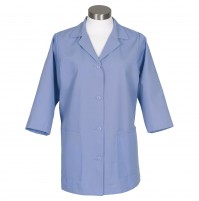 Female Smock, Ceil Blue by Fame Fabrics K72