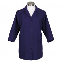 Fame Fabrics K72 Female Smock, Purple