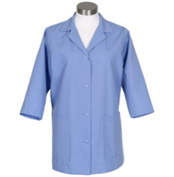 Female Smock, Ceil Blue by Fame Fabrics