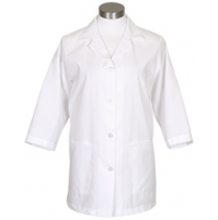 Fame® Fabrics Female Smock, White