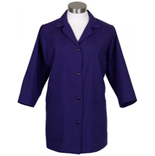 Female Smock, Purple