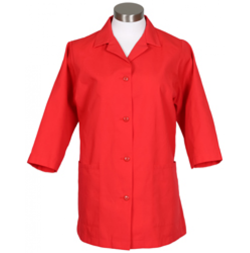 Female Smock, Red