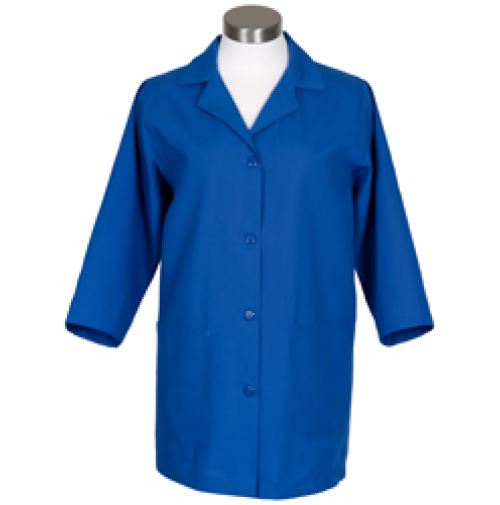 Female Smock, Royal Blue