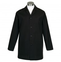 Fame K73 Male Counter Coat, Black