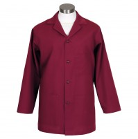 Fame K73 Male Counter Coat, Burgundy