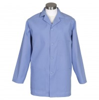 Male Counter Coat, Ceil Blue