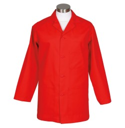 Fame K73 Male Counter Coat, Red