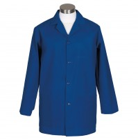 Fame K73 Male Counter Coat, Royal Blue