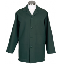 Male Counter Coat, Hunter Green