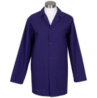 Male Counter Coat, Purple