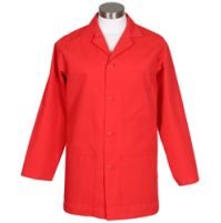 Male Counter Coat, Red