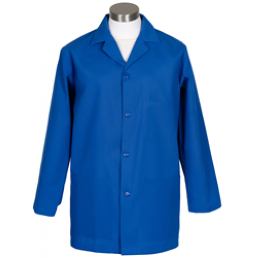 Male Counter Coat, Royal Blue
