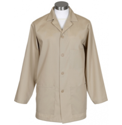Male Counter Coat, Tan