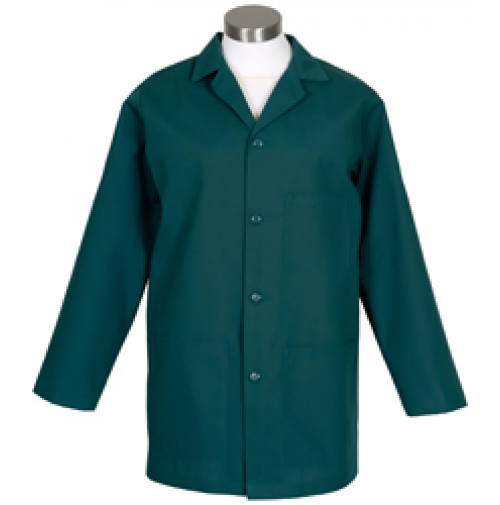 Male Counter Coat, Teal