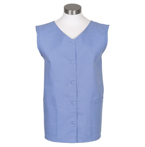 Sleeveless Tunic Smock, Ceil Blue