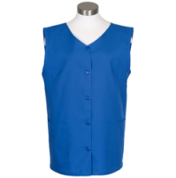 Sleeveless Tunic Smock, Royal Blue