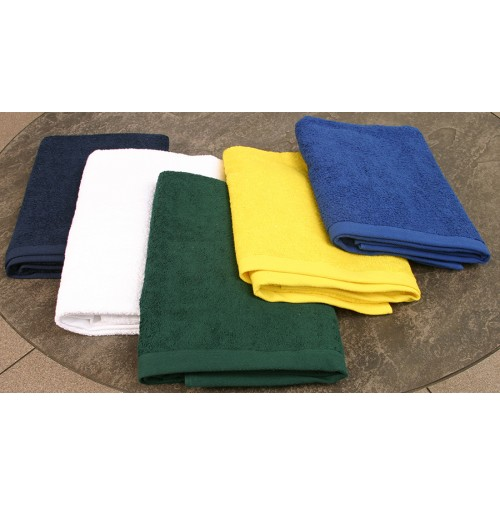 Premium Solid Color Pool Towels