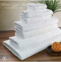 Oxford Gold Cam Room Towels