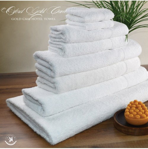 Oxford Gold Room Towels