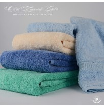 Solid Color Hotel Towels