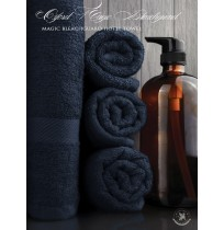 Oxford BleachGuard Towels - Navy