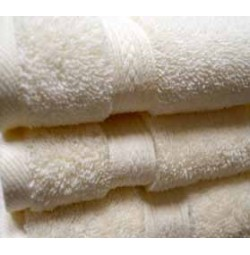 Oxford Vicenza Towel, Ivory