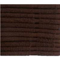 Towels and Washcloths 10/S, Colored