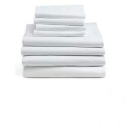 Executive Collection T200 White Sheets