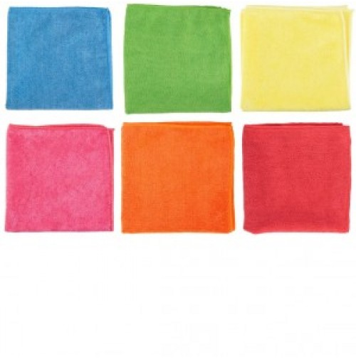 Microfiber Cleaning Cloths, 230 GSM