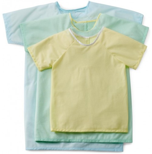 Knitted Pediatric Gowns