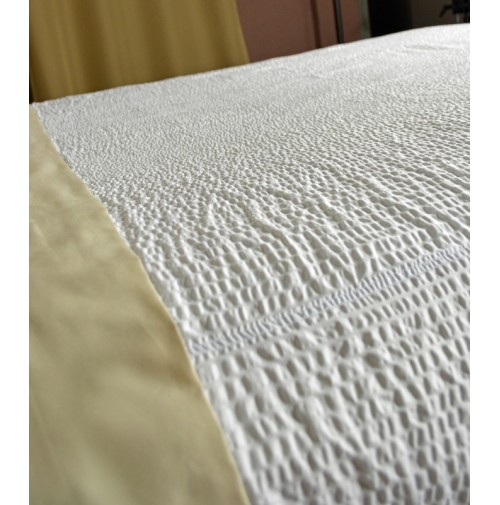 KAR-RIPPLE Third Sheet - Light Weight Coverlet