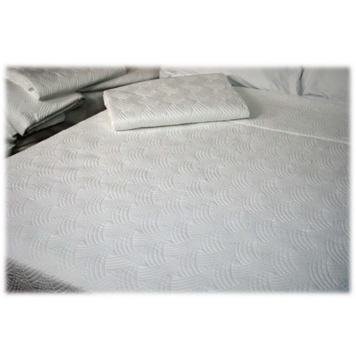 Quilted Impressions Breezes© Coverlet