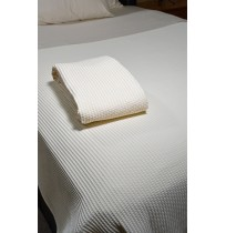 Supreme Waffle Third Sheet - Coverlet