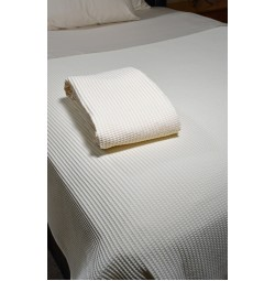 Supreme Waffle Third Sheet, Coverlet