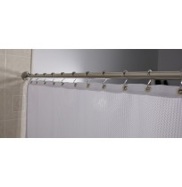 Shower Curtain Hooks and Rods