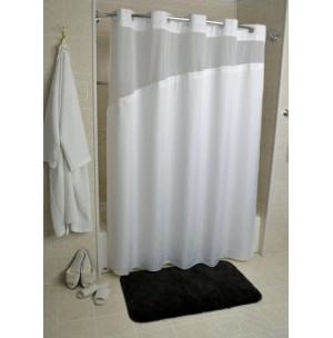 HANG2IT Holiday Inn Dot Shower Curtain