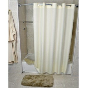 HANG2IT Karlon Poly Shower Curtain