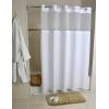 HANG2IT Poly 300 Shower Curtain