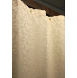 Madeline Flame Retardant Shower Curtain