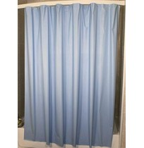 Vintaff Vinyl Shower Curtain