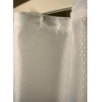 Dobbie Dot Shower Curtain