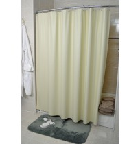 San Crepe Shower Curtain